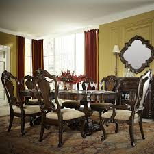 7 piece dining set with splat back chairs by legacy classic wolf