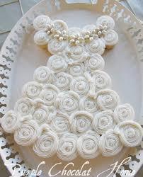 Kitchen Tea Cake Ideas by My Dear Dear Friend Sharon Made This Lovely Wedding Dress Cake