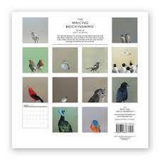 matt adrian fine art 2018 wall calendar u2013 the mincing mockingbird