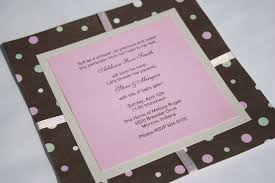 how to make a baby shower invitation iidaemilia com
