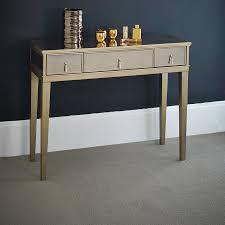 wood and mirrored console table wood mirrored console table distressed and mirror current vision 18