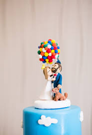 up cake topper disney themed wedding cakes we re obsessed with oh my disney
