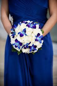 wedding flowers orlando bouquet de fleurs bleu pour le mariage avec une touche exotique
