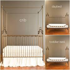 Venetian Crib Bratt Decor Iron Cribs Round Cribs Iron Cribs Circle Baby Cribs From Sites
