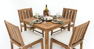 Large Bistro Table Home Design Exquisite Teak Bistro Table And Chairs Dsc8762 Copy
