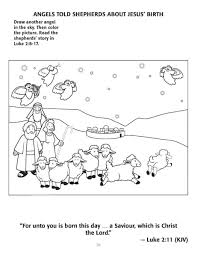 jesus is our shepherd coloring page good pages free sheets kids