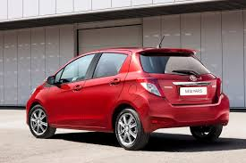 toyota yaris all years and modifications with reviews msrp