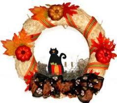 halloween wreaths u2013 home and garden
