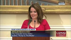 curriculum vitae template journalist shooting hoax proof of employment journalist author mollie hemingway trump administration media jul