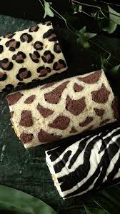 animal print cake rolls recipe tastemade