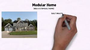 the difference between modular homes and manufactured homes by