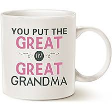 amazon com great grandma gifts excellent grandmas get promoted to