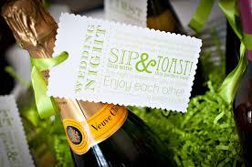 Bridal Shower Wine Basket Wedding Night Tag For Wine Basket Gift The Celebration Society