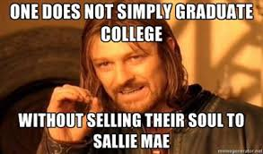 Money Problems Meme - 7 memes that describe college life
