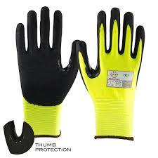 armor guys extraflex glove yellow color 1 pair