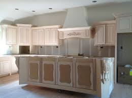 can you paint stained cabinets when to paint and when to stain crown and base molding