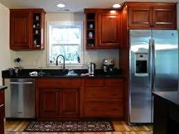 Cherry Vs Maple Kitchen Cabinets by Cherry Maple Birch And Oak Cabinets Seattle Custom Cabinetry