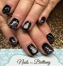 christmas ornament nails nail art gallery