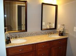 bathroom backsplash designs bathroom interior glass tile in bathroom vanity or bathroom vanity