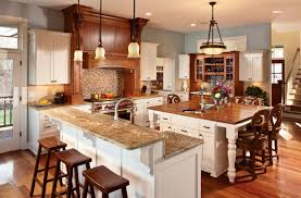 Breakfast Bar Kitchen Islands Imposing Custom Made Kitchen Islands With Seating And Translucent