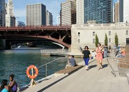 Chicago Riverwalk Map by Chicago Riverwalk What U0027s New What To Expect Chicago