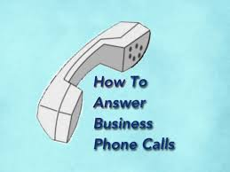 how to handle telephone calls in a businesslike manner toughnickel