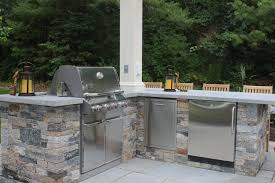 top outdoor kitchen design company in concord nh northern lights
