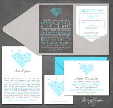 wedding pocket invitations pocket invitation jeneze designs
