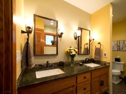 zen arts and crafts master bathroom nancy snyder hgtv