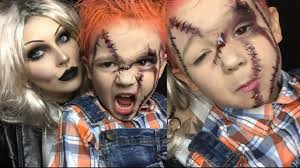 halloween makeup for kids with tutorials a diy projects