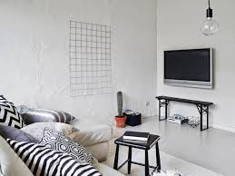 apartments cool media room in bright linnestaden apartment with