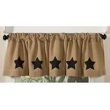 Rustic Curtains And Valances Brown Curtains Drapes And Valances Ebay