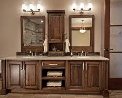 Dark Vanity Bathroom by Bathroom Wooden Vanity Units