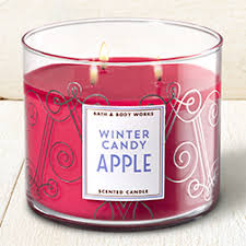 white barn scented candles collection bath works