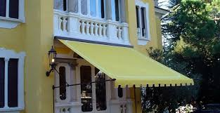 B Q Awnings Folding Arm Awning Manual Commercial Retro U0027 Attorcigliato
