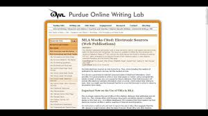 purdue owl resume template best ideas of purdue owl apa format citing websites on free