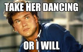 Dirty Dancing Meme - on august 21 1987 dirty dancing was released in theaters to