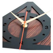 aliexpress com buy wall clock retro home decor watch modern art