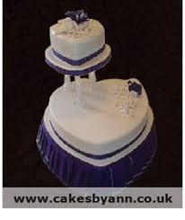 Heart Wedding Cake Wedding Cakes Forever Heart Wedding Cake Cakes By Ann