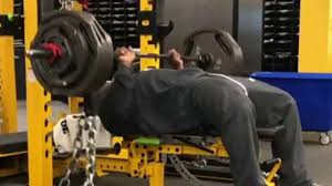 james harrison on latest insane bench press with chains u0027do not