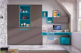 commode bureau escamotable étourdissant bureau chambre garçon et chambre enfant avec lit