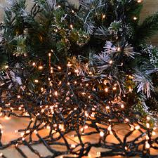 480 led 62m premier cluster tree lights with timer