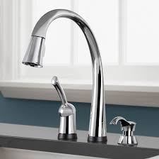faucets kitchen contemporary delta cassidy faucet oil rubbed
