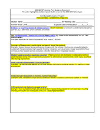 friendly letter template 2nd grade 40 transition plan templates career individual template lab transition plan template 08