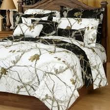 Camo Duvet Covers Ap Snow And Black Camo Comforter Sets Kimlor Mills Rustic Bedding