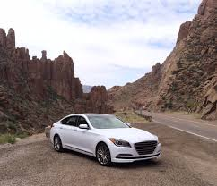hyundai genesis capsule review 2015 hyundai genesis the truth about cars