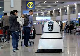 cleaning robots rise of the airport robots