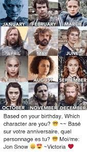 March Birthday Memes - january february march june april may july august september october