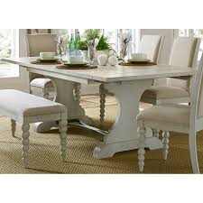 riverside aberdeen rectangular dining table hayneedle