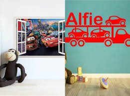 car amazing wall stickers are awesome for kid s boy room 6 kids room wall decoration with car stickers